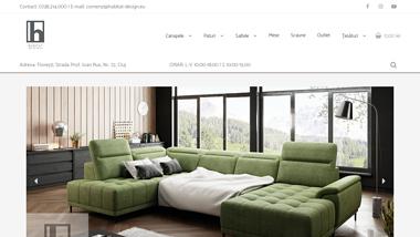 Habitat Design - Canapele,Coltare,Home Deco