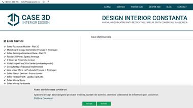 Case 3D Interior Design