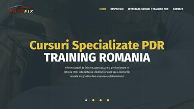 Cursuri PDR - Training PDR Romania - Cursuri Reparatii Indoituri