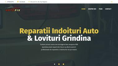 Reparatii indoituri Auto Cluj