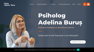 Cabinet Individual de Psihologie Adelina Buruș