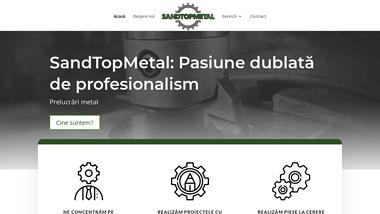 SandTopMetal - Plopeni - Prahova