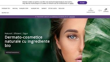 Cosmetice naturale BIO QI Cosmetics