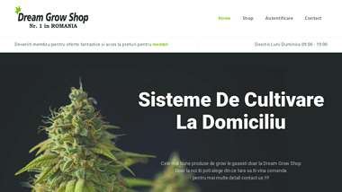 Grow Shop Romania