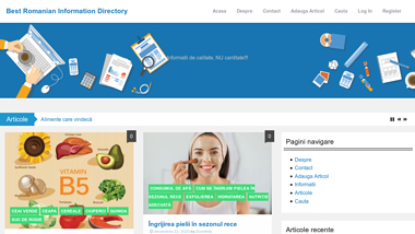 BestRoInfo – director web de articole online gratuit