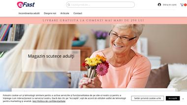 eFast.ro - magazin online cu produse de incontinenta pentru adulti