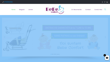 Bebe Confort Pitesti - magazin articole bebelusi