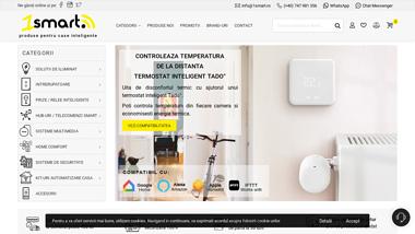 1smart.ro - Magazinul tău preferat cu produse smart