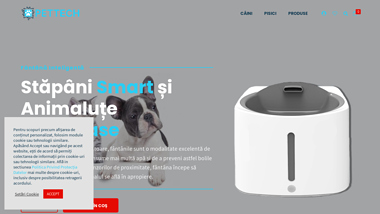 Pettech.ro - Pet Shop Online