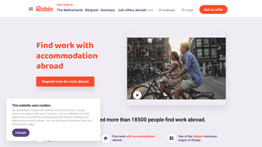 Locuri de muncă în Olanda
