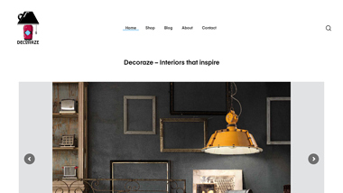 Decoraze - Interiors that inspire