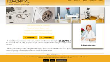 Cabinet Obstetrica-Ginecologie Novonatal - Dr. Murgeanu Bogdana