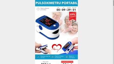 Pulsoximetru Azaly SRL