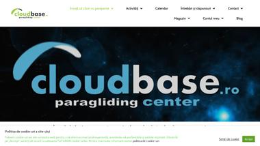 Cloudbase Scoala ta de parapanta