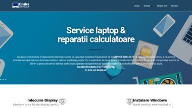 Service laptop & reparatii calculatoare Sector 6 - Dralex IT