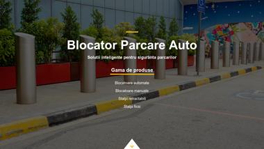 Blocatoare de parcare automate si manuale | Importator si distribuitor blocatoare aVr