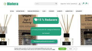 Magazin online aromaterapie