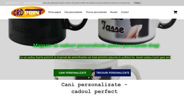 magazin on-line cadouri personalizate