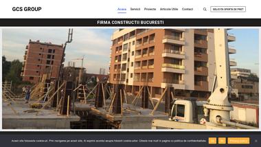 Constructii Gcs Group