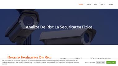 Serviciu de evaluare de risc la securitatea fizica