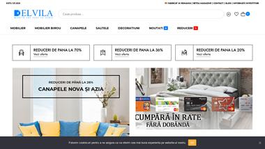 Elvila - Magazin Mobila Online