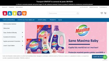 Babuu.ro - Magazin pentru mamici si pitici