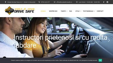 Scoala de soferi Drive Safe