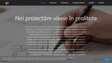 arhitect Pitesti, arhitect Bucuresti - AO Arhitect Studio Art