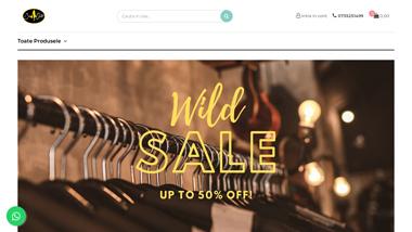 Lichidare de stoc, haine ieftine din magazinul online BiaOutlet
